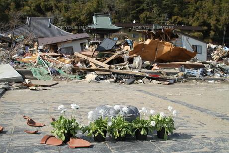 石巻 震災の記録の素材 [FYI00262998]