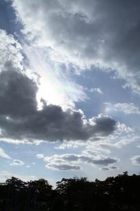 空。彩雲の素材 [FYI00263004]