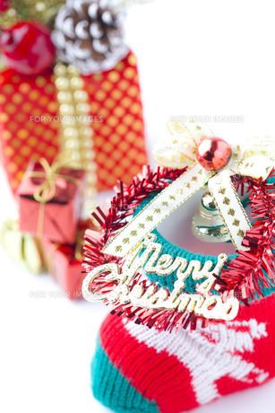 クリスマスの飾りの写真素材 [FYI00263603]