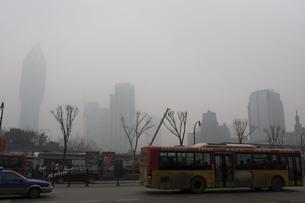 上海の風景の素材 [FYI00264066]