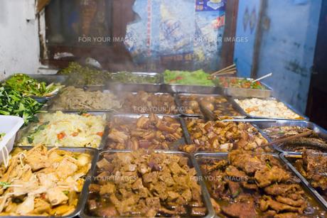 中国の惣菜の写真素材 [FYI00264081]