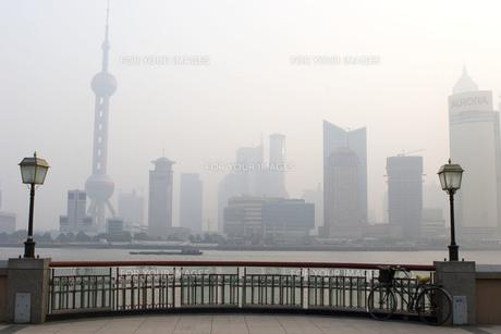上海の風景の素材 [FYI00264111]