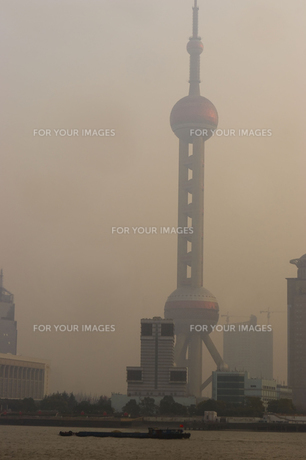 上海の風景の素材 [FYI00264120]