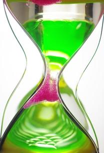 オイル時計の写真素材 [FYI00265380]