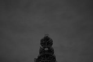 電波塔の素材 [FYI00265600]