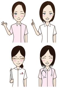 看護師の写真素材 [FYI00265778]