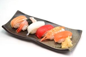 寿司の素材 [FYI00265779]