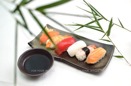 寿司の素材 [FYI00265792]