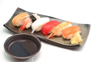 寿司の素材 [FYI00265795]