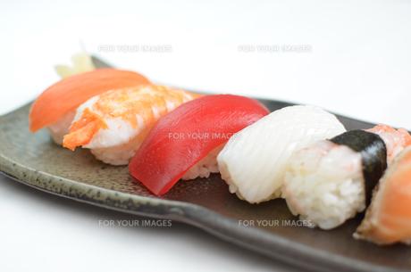 寿司の素材 [FYI00265797]
