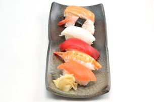寿司の素材 [FYI00265804]