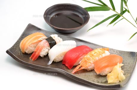 寿司の素材 [FYI00265805]
