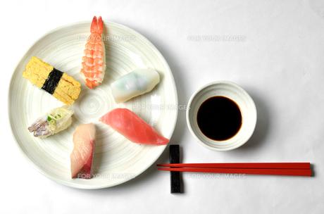 寿司の素材 [FYI00265853]