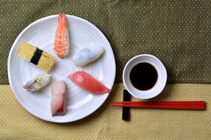 寿司の素材 [FYI00265863]