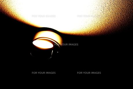 一つの光の写真素材 [FYI00266060]