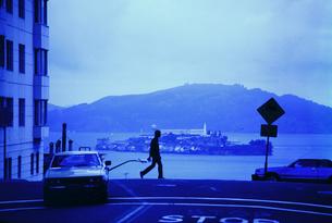 アルカトラズ島の写真素材 [FYI00266115]