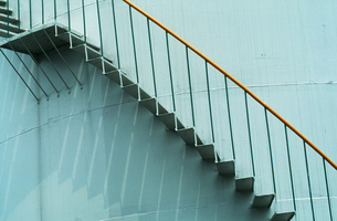 階段の写真素材 [FYI00266546]