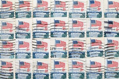 切手の写真素材 [FYI00267613]