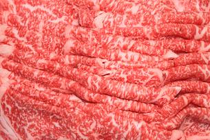 牛肉の写真素材 [FYI00267615]