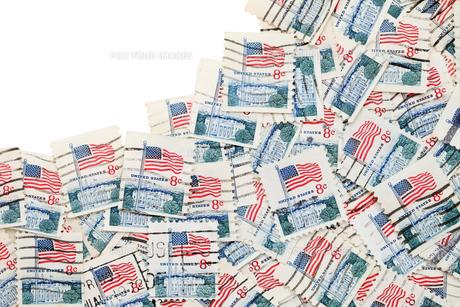 切手の写真素材 [FYI00267649]