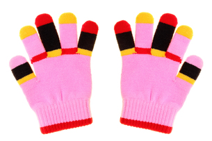 手袋の写真素材 [FYI00267715]