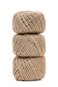 麻糸の写真素材 [FYI00267799]
