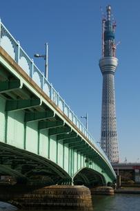 東京スカイツリーの写真素材 [FYI00268250]