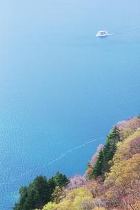 十和田湖の春の写真素材 [FYI00268310]