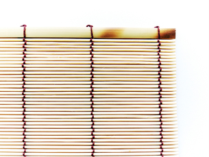 竹簾の写真素材 [FYI00268875]