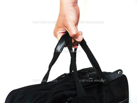 鞄を持つ手の素材 [FYI00268992]