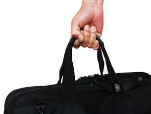 かばんを持つ手の写真素材 [FYI00268999]