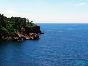 ヤセの断崖の写真素材 [FYI00269070]
