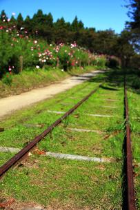 線路の写真素材 [FYI00269162]