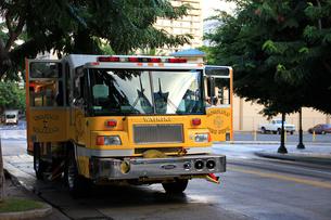 消防自動車の写真素材 [FYI00269319]