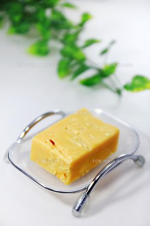 石鹸(ハイアングル)の写真素材 [FYI00269389]