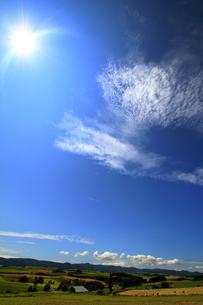 三愛の丘展望公園からの眺めの写真素材 [FYI00269562]