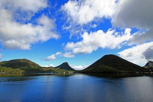 榛名湖と榛名富士の素材 [FYI00269632]