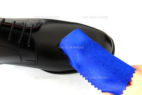 靴磨きの写真素材 [FYI00269751]