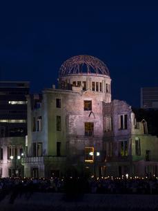 原爆ドームの写真素材 [FYI00269753]