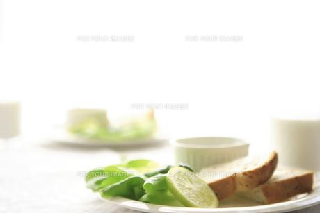 朝食の写真素材 [FYI00269819]