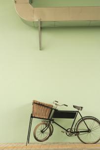 アンティーク自転車の写真素材 [FYI00269880]