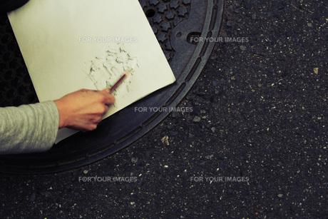 トレースの写真素材 [FYI00269944]