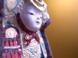 五月人形の写真素材 [FYI00269966]
