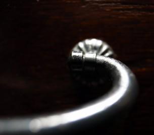 和箪笥の金具の写真素材 [FYI00270039]
