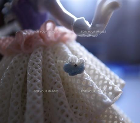 踊り子人形の写真素材 [FYI00270046]