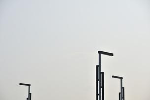 街灯の写真素材 [FYI00270252]