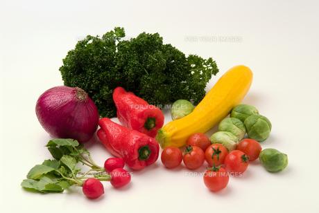 野菜の写真素材 [FYI00270435]