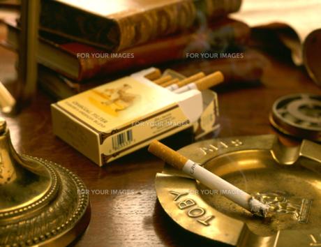 煙草の写真素材 [FYI00270459]