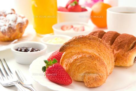 朝食の写真素材 [FYI00270468]
