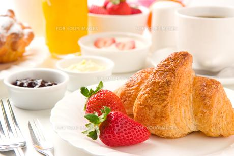 朝食の写真素材 [FYI00270474]